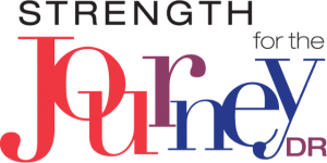 Strength for the journey DR logo